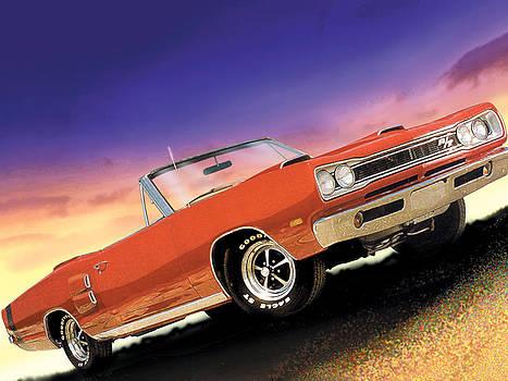 1969 Dodge Coronet 500 RT by Rod Seel