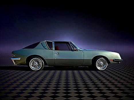Tim McCullough - 1973 Studebaker Avanti II