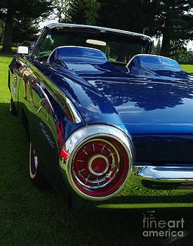 Peter Piatt - 1963 Thunderbird Convertible