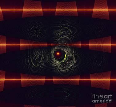 2012 Solar Eclipse by Deborah Juodaitis