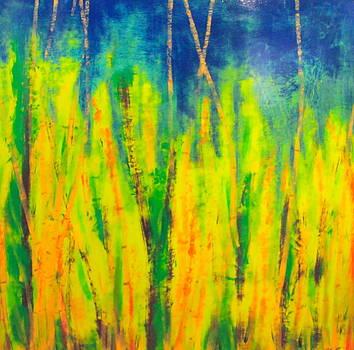 Bamboo Shoots by Greg Coffelt
