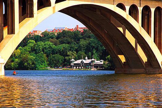 Bridge by Claude Taylor