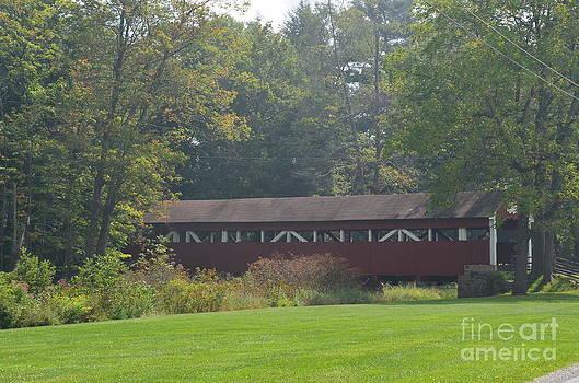 Randy J Heath - Covered Bridge