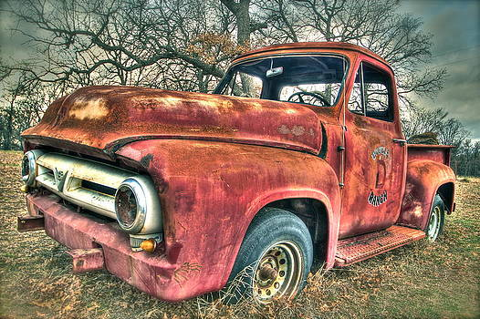 Double D '53 by Terry Hollensworth-Rutledge