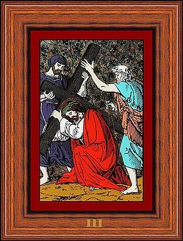 Drumul Crucii - Stations Of The Cross  by Buclea Cristian Petru