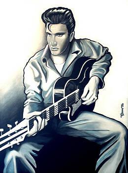 Elvis by Jose Roldan Rendon