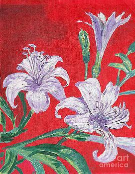 Flowers by Kostas Dendrinos