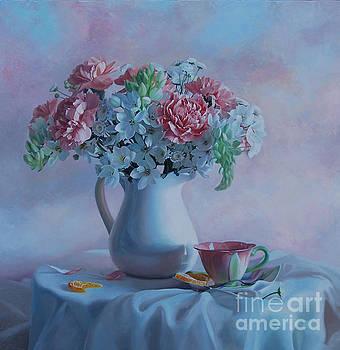 Flowers by Sohib Razzakov