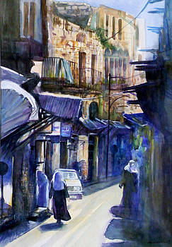 Jordan by Ahmad Subaih