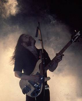 Lemmy Kilmister  by Edward Przydzial