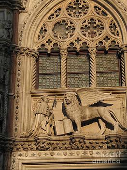BERNARD JAUBERT - Palace Ducal . Venice