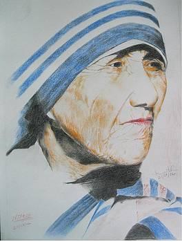 Pencil Sketching by Nitesh Kumar