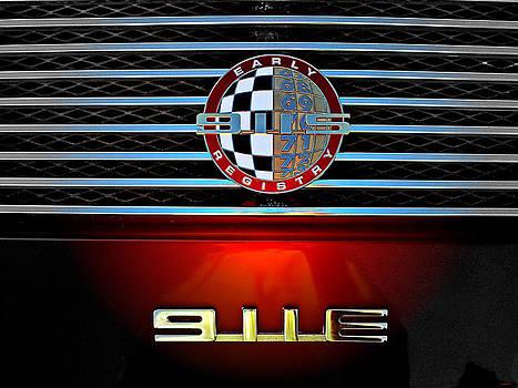 Porsche 911 E by SM Shahrokni