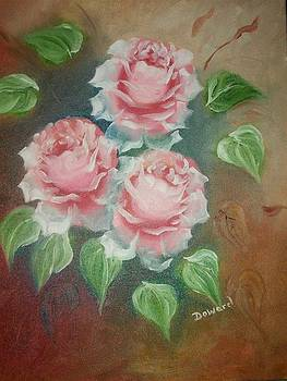 Red Roses by Raymond Doward