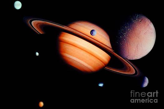NASA - Saturn