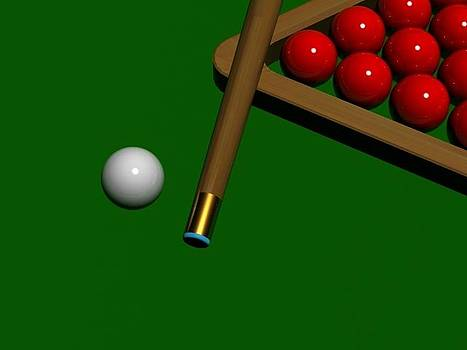 Snooker by Umer Khan