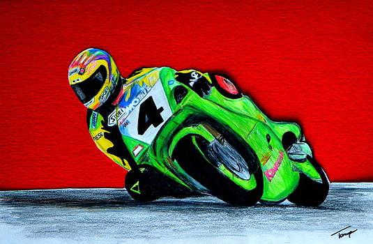 Speed Demon...... by Tanya Tanski