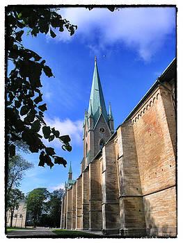 St. Birgittas Church by SM Shahrokni