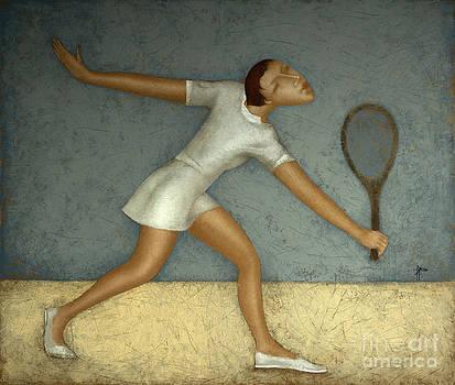 Tennis by Nicolay Reznichenko