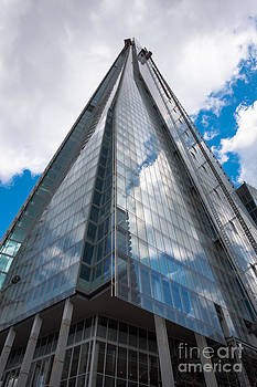 The Shard of Glass by Andrew  Michael