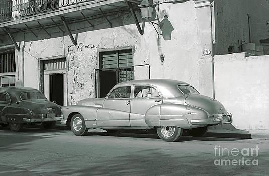 Vintage cars by Sergey Korotkov
