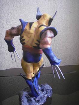 Wolverine by Luis Carlos A