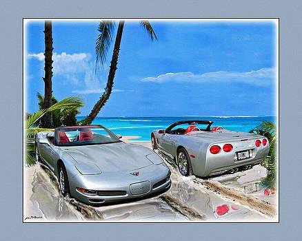 2000 Vette by John Breen