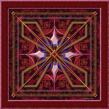 20110730-Squares-of-Strokes-v6a by Danny Maynard