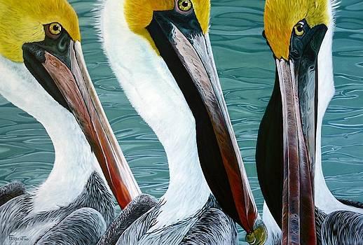 3 Amigos by Jon Ferrentino