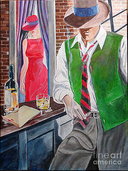 Bar 2 by Kostas Dendrinos