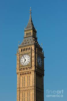 Big Ben by Andrew  Michael