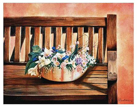 Brenda's Bench by Denise Armstrong