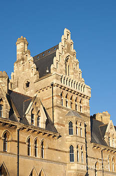 Christchurch college by Andrew  Michael