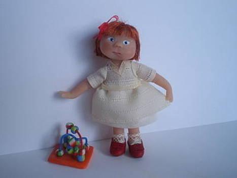 Doll by Eli Dominguez