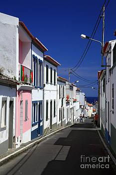 Gaspar Avila - Maia - Azores islands