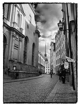 Stockholm Old Town by SM Shahrokni
