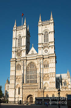 Westminster Abbey by Andrew  Michael