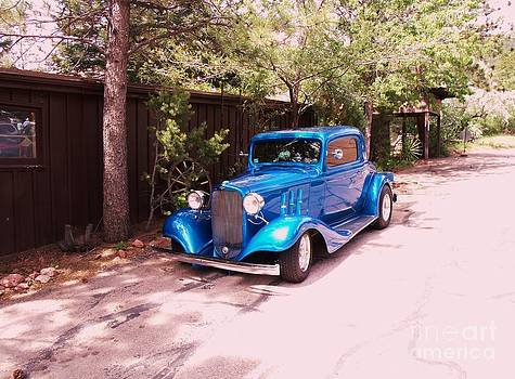 '33 Chevy Coupe by Donna Parlow