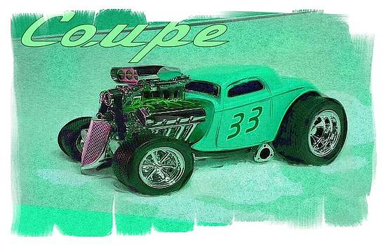 33 Coupe by Gra Howard