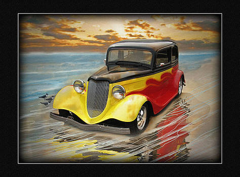 33 Ford Vicky by John Breen