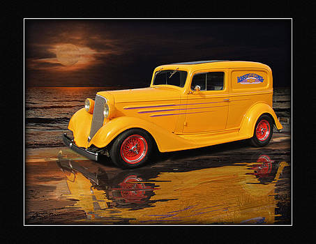 34 Chevy  by John Breen
