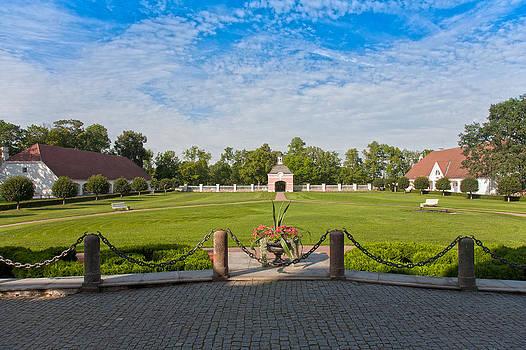 Sagadi Manor In Estonia by Jaak Nilson