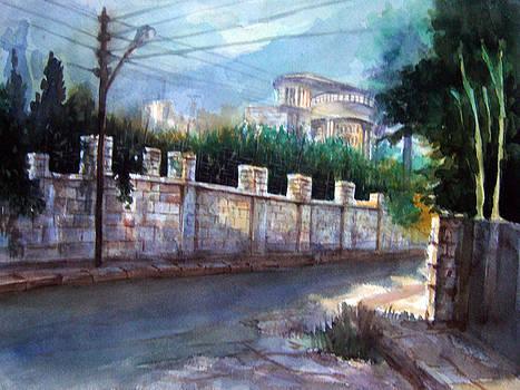 Amman by Ahmad Subaih
