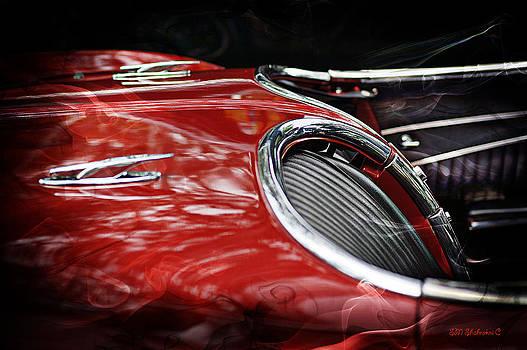 Classic Corvette by SM Shahrokni
