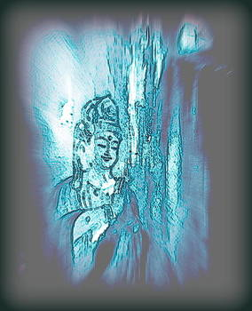 Many Faces Of  Kuan Yin  by Wendy Wiese