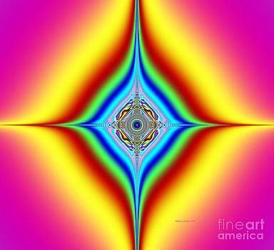 Planetary Star Ring's by Deborah Juodaitis