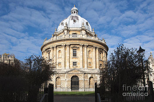 Radcliffe Camera by Andrew  Michael