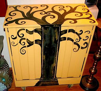 Rick Cheadle Art Furniture by Rick Cheadle