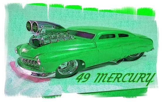 49 Mercury by Gra Howard