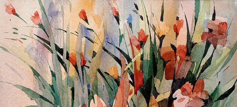 Flowers by Natalia Eremeyeva Duarte